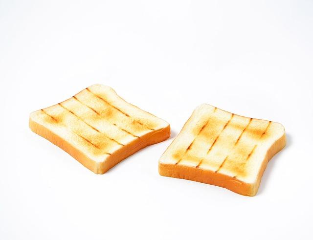 opečené toasty