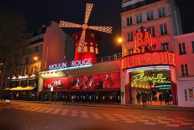 bar v Paříži