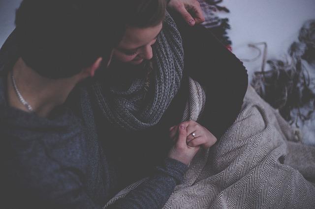 zamilované objetí